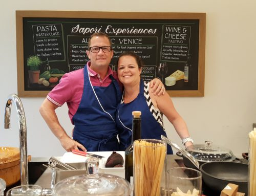Bucket List: Cooking Class In Italy