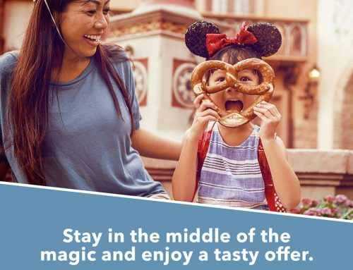 Disney's Free Dining Promotion is Back!