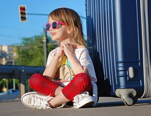 How to Minimize the Stress of Flying with Kids