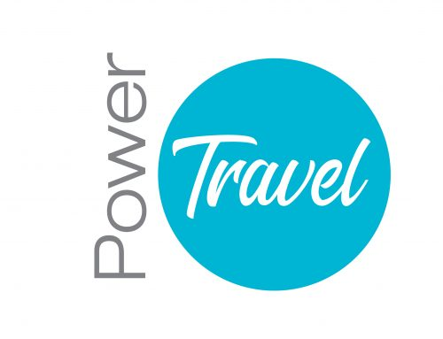 "We are Now ""Power Travel""!"